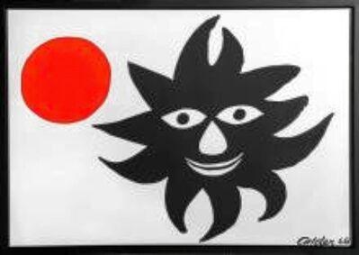 Alexander Calder, 'Moon and Sun', 1968