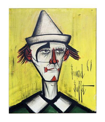 Bernard Buffet, 'Clown', 1968