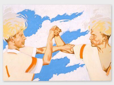 Norbert Bisky, 'Freundschaft siegt', 2002