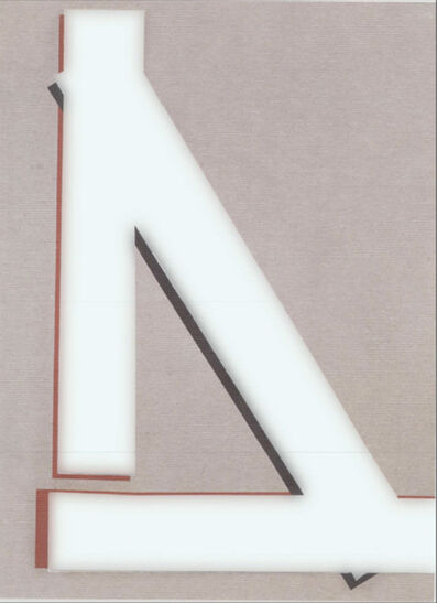 Nacho Criado, 'Homenaje a Rothko I', 1970-1999