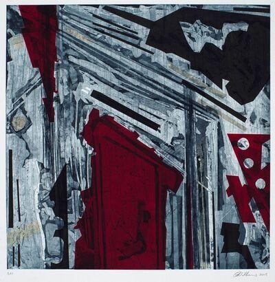 Quinten Edward Williams, 'Untitled (Black and Grey)', 2015