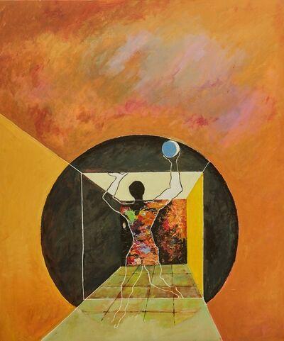 Heitham Adjina, 'Catching the Moon ', 2017