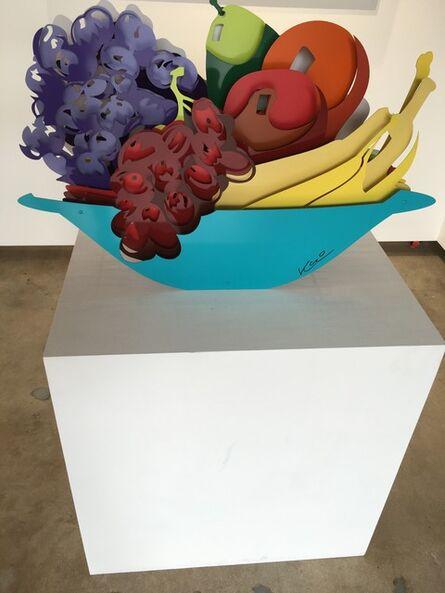 Michael Kalish, 'Michael Kalish, Basket of Fruit', 2016