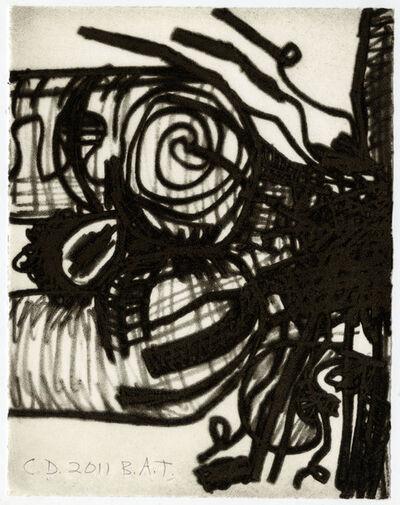 Carroll Dunham, 'The Nude #11', 2011