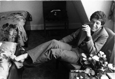 Michael Putland, 'Leonard Cohen, London', 1974