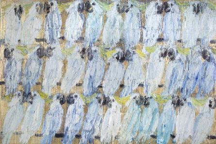 Hunt Slonem, 'Untitled (Cockatoo Whisper)', 2016
