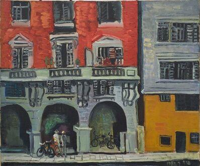 Yu Youhan, 'Wukang Mansion', 1983