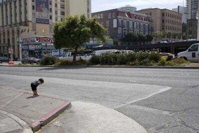 Franck Gérard, 'Geary Boulevard, San Francisco, California.', 2014