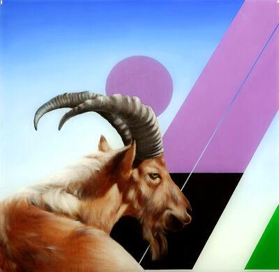 Sam Leach, 'Goat'