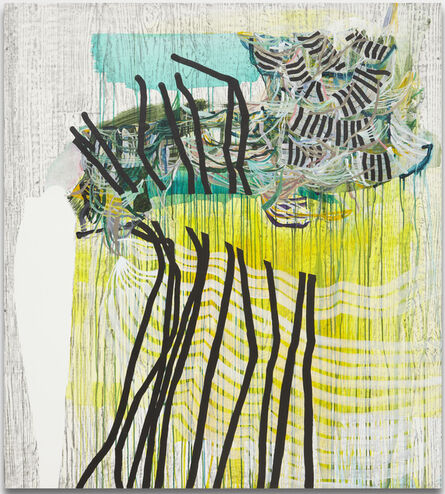 Alyse Rosner, 'Split (yellow)', 2013