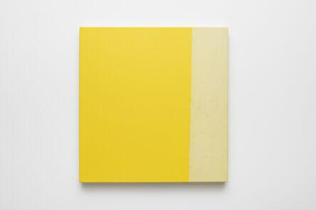 Callum Innes, 'Exposed Painting', 1996