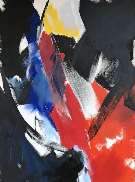 Jean Miotte, 'SANS TITRE', 1982