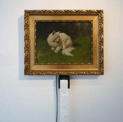 Laurent Mignonneau & Christa Sommerer, 'The value of art (Cat)', 2010
