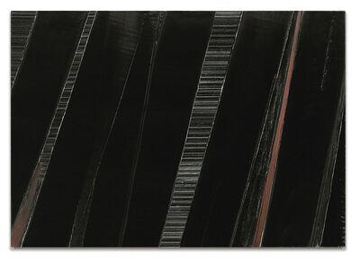 Pierre Soulages, 'Peinture 92 x 130 cm, 24 avril 1994', 1994