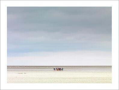 Patrick Smith, 'Mont saint-Michel', 2014