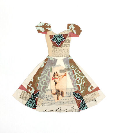 JoAnne McFarland, 'The Surefooted Dress', 2021