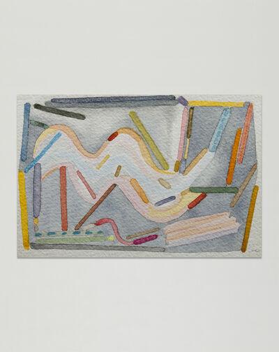 Jac Leirner, 'Colors with Cloud', 2010
