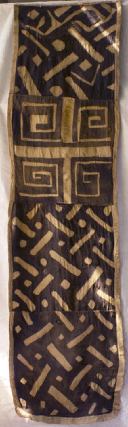 Congolese (Anonymous), 'Kuba Cloth', early 20th century