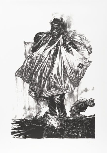 Diane Victor, 'The Waste Collector', 2018