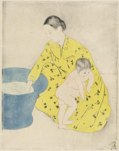 Mary Cassatt, 'The Bath', 1890-1891