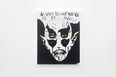 Alvaro Seixas, 'Untitled Painting (Alvaro Seixas' Cock Is So Sweet)', 2017