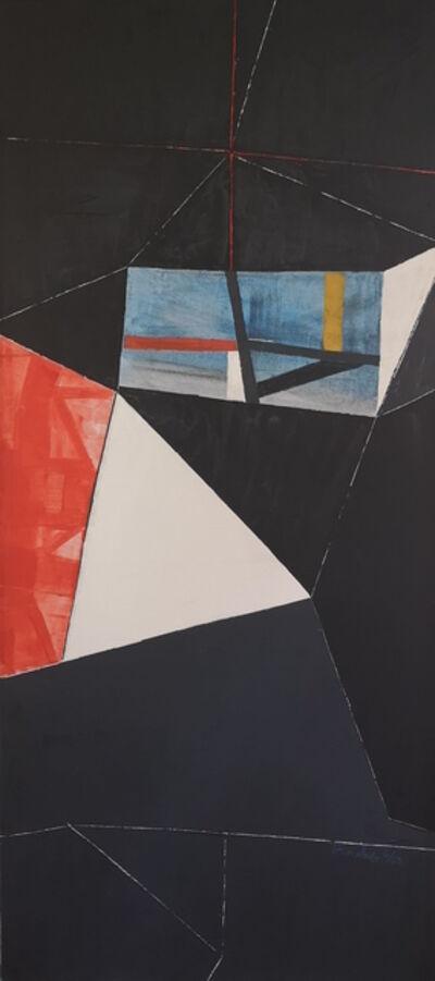 Takao Tanabe, 'Flags ', 1962