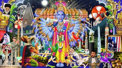 Kenneth Tin-Kin Hung, 'Krishna - Odharma'