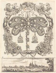 François Le Febvre, 'Saint Denis en France', probably 1665