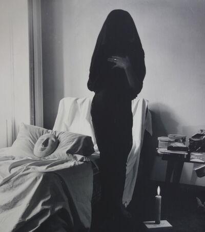 Kati Horna, 'Untitled, series Oda a la necrofilia, Ciudad de México (Leonora Carrington), 1962', 1962