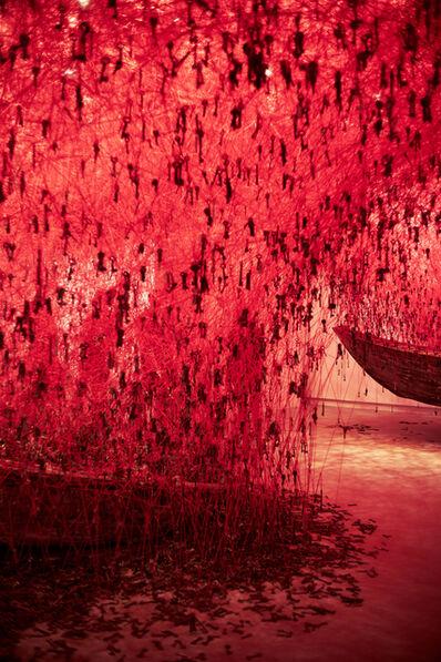 Chiharu Shiota, 'The Key in the Hand (Installation view)', 2015