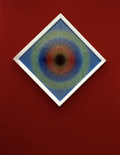 Alberto Biasi, 'Dinamica visiva  OC 548', 2000