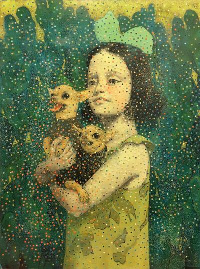 Mitra Walter, 'Little Beasts', 2017