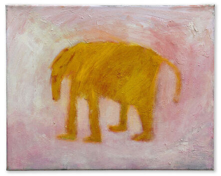 Oliver Bancroft, 'Golden Donkey', 2020
