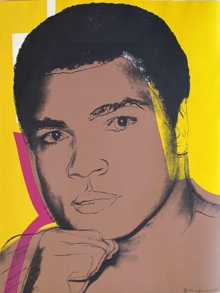 Andy Warhol, 'Muhammad Ali [II.82]', 1978