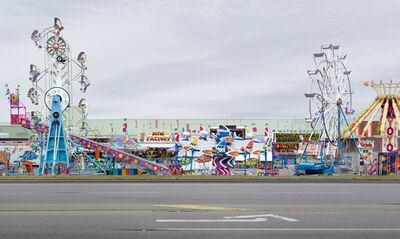 Anthony Redpath, 'Pop Up Carnival I', 2012