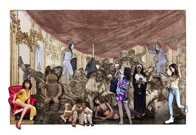 Lluis Barba, 'Disparate claro. Goya', 2020