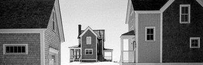 Tony King (b. 1934), 'Closed for the Winter '