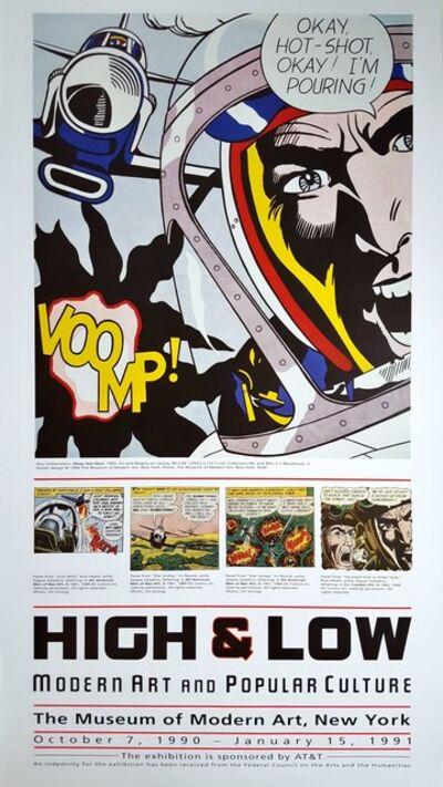 Roy Lichtenstein, 'High & Low. Modern Art and Popular Culture', 1990