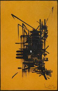 Georges Mathieu, 'Raguenni', 1965
