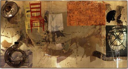 Robert Rauschenberg, 'Orrery (Borealis)', 1990