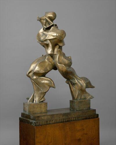 Umberto Boccioni, 'Unique Forms of Continuity in Space', 1913–1950