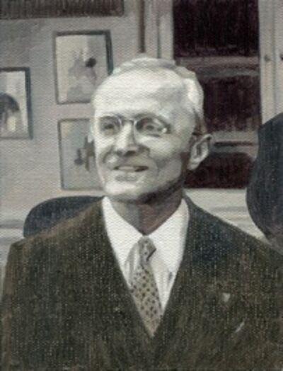 Miguel Aguirre, 'Harry S. Truman', 2014