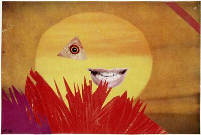 Hannah Höch, 'Kleine Sonne (Little Sun)', 1969