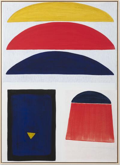 André Ricardo, 'Facade elements', 2019