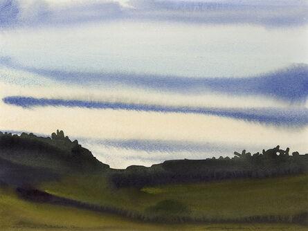 Susan Headley Van Campen, 'Sunset on October 12'