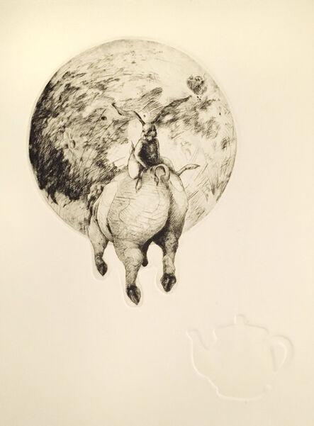 Daniel Birdsong, 'See or Seem, State I', 2014