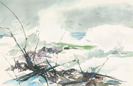 Richard W. Frizzell, '#26 (Waterscape)'