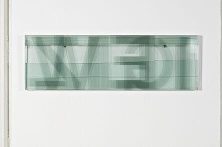 Michael Kienzer, 'zeitweilig', 2007