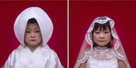 Tomoko Sawada, 'Bride (13 + 14)', 2007