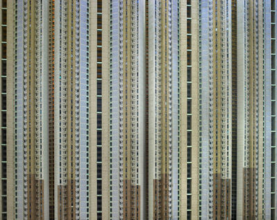 Michael Wolf (b. 1954), 'Architecture of Density #111', 2007